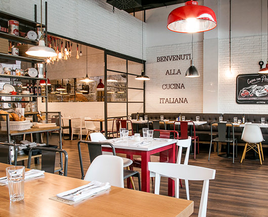 Ginos inaugurates its first restaurant in El Bierzo