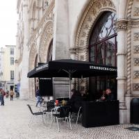STARBUCKS Portugal Rossio