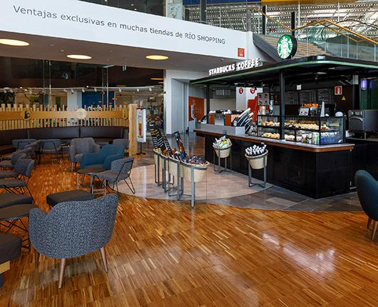 Starbucks opens its first store in Valladolid
