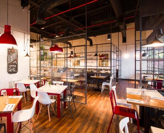 Ginos opens its first restaurant in Guadalajara