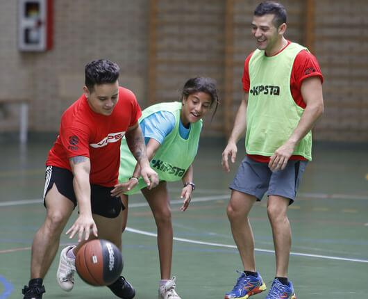 VIPS promotes academic success among young people in Zaragoza