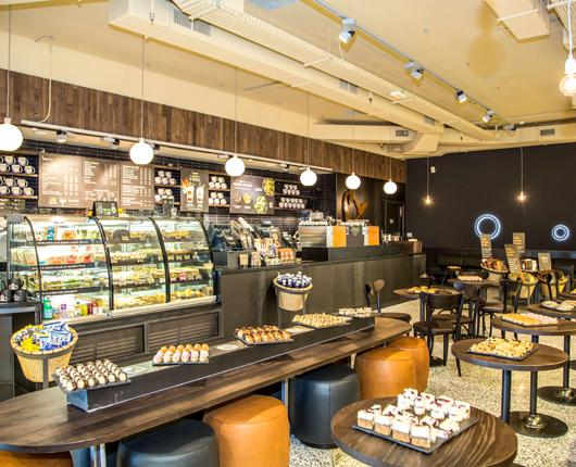 Starbucks brings its experience to Malaga's coast with a new store in Mijas