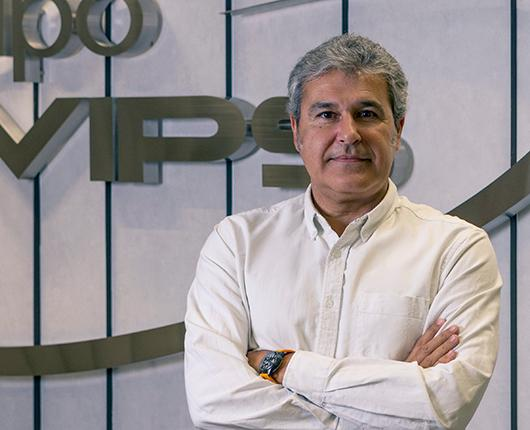 Luis Burgaz is the new Grupo Vips Director of Franchising