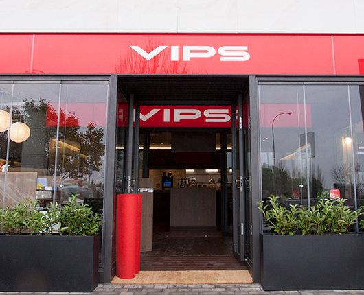 Grupo Vips sales grow at a pace of 5% to reach 400 million euros