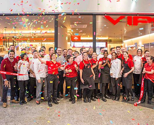 VIPS Smart opens its doors in Plaza de la Estación