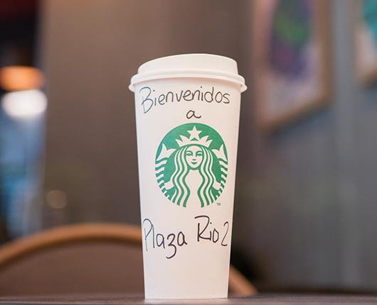 wagamama and Starbucks open their doors in Plaza Río 2