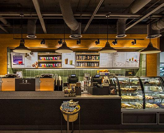 Starbucks opens its second store in A Coruña in less than a month