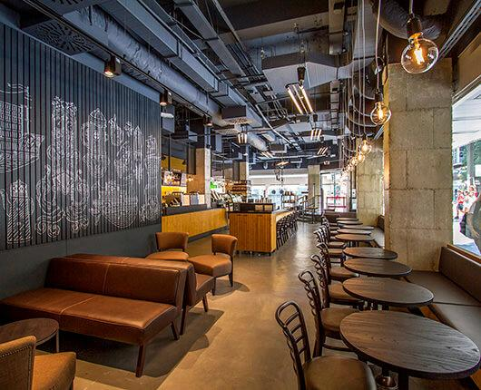 Starbucks opens its first store in Murcia
