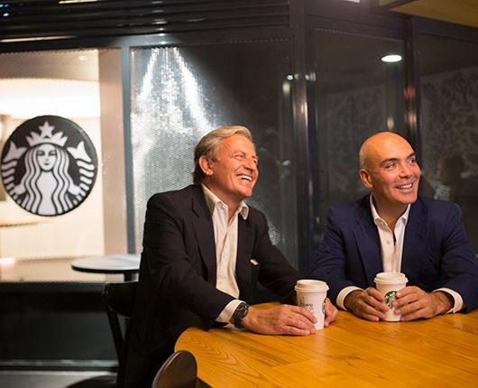 Starbucks comes to Room Mate Hotels