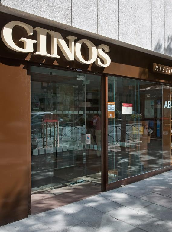 A commitment to the GINOS franchise