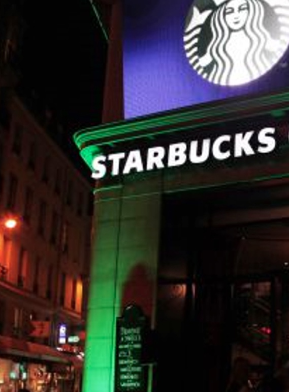 Grupo Vips opens STARBUCKS in France