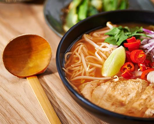 Wagamama will open up its first restaurant in spain in april