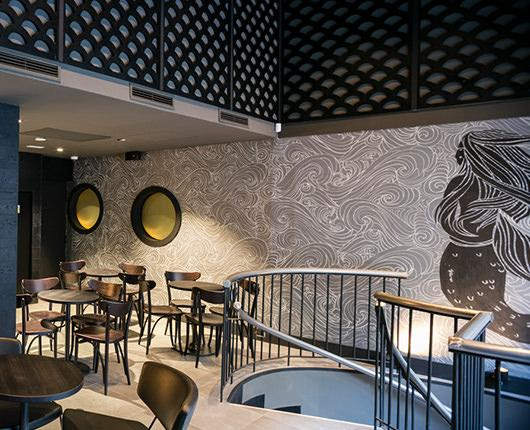 Room Mate expands its alliance with Starbucks by opening a second joint location in Barcelona