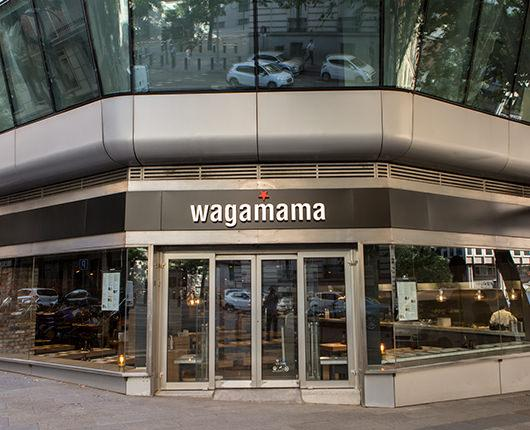 wagamama opens its second flagship restaurant at Génova 27