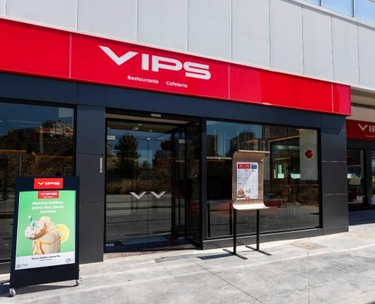 Grupo VIPS increased its restaurant sales by 10% and completed 31 openings and 29 reforms