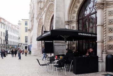 Ir a la web de Starbucks Portugal