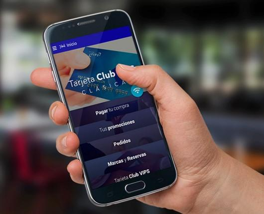Celebrating the first anniversary of the Club VIPS App