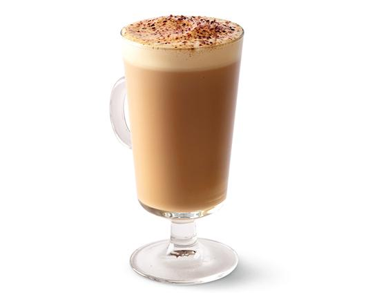 Starbucks combats the cold winter with its new Cream Brûlée Latte