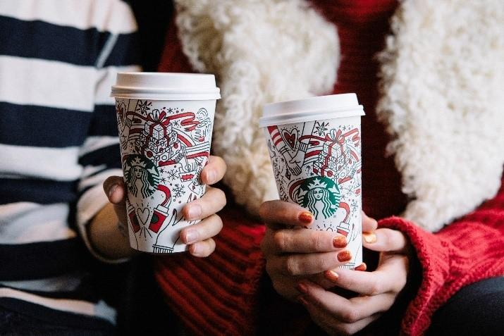 Discover the magic of Christmas at Starbucks