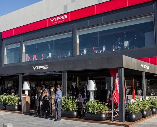 The first Vips restaurant-cafeteria arrives in Extremadura