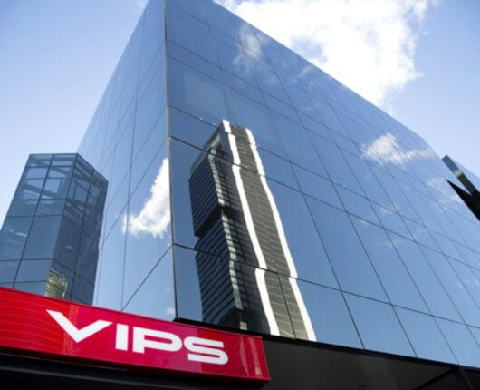 Grupo Vips reorganizes the management of its business divisions