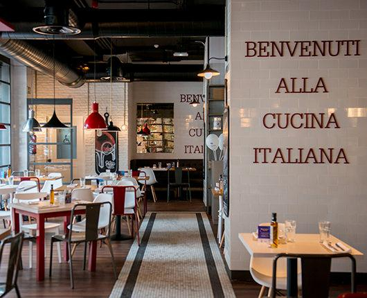 Ginos is inaugurating its first restaurant in Fuengirola today