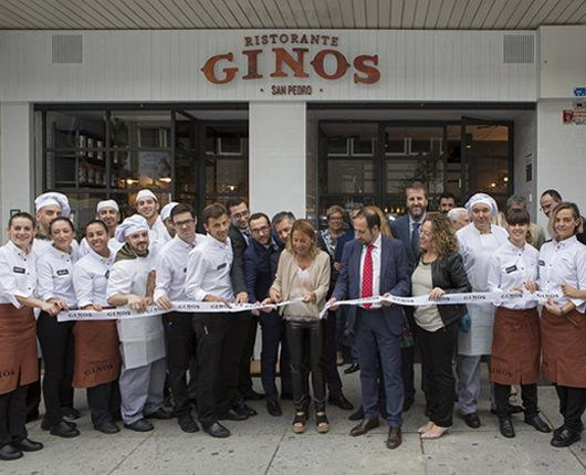 Ginos opens its first Extremadura restaurant in Caceres