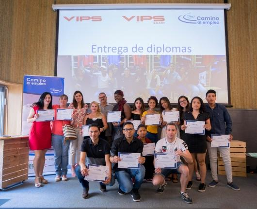 Grupo Vips is reinforcing its commitment to youth employment