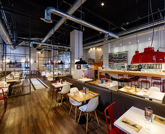 Ginos inaugurates its first restaurant downtown Valladolid