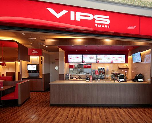 VIPS Smart chooses Vigo to open up its first restaurant in Galicia