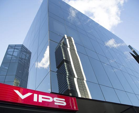 Grupo Vips food service sales grew 8.6% in 2017, to reach 386 million euros