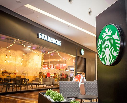 Starbucks llega a Mar Shopping Matosinhos