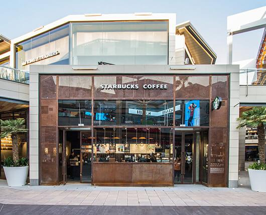 Starbucks opens its first store in Palma