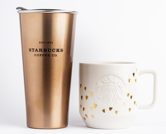 Starbucks celebrates Valentine's Day by expanding its range of Molten Chocolate beverages