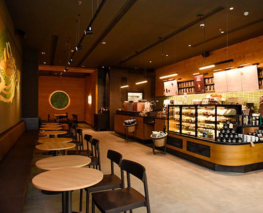 Starbucks inaugurates its first store in Fuengirola