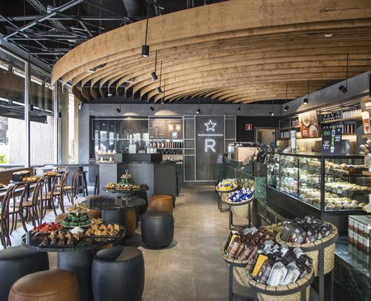 Starbucks Reserve, a new exotic, rare and exclusive coffee experience