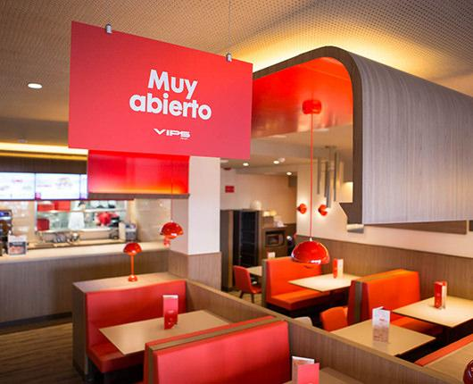 VIPS Smart opens at Alcalá 336