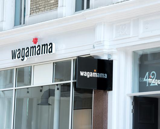 Wagamama to open its first restaurant in Madrid kicking off development agreement with Grupo Vips for Spain and Portugal